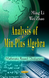 Analysis of Min-Plus Algebra av Ming Li og Wei Zhao (Heftet)