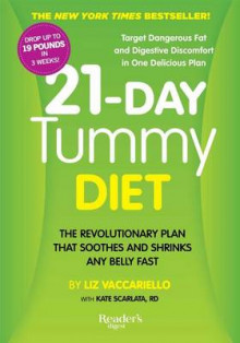 21-Day Tummy Diet av Liz Vaccariello (Heftet)
