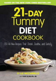 21-Day Tummy Diet Cookbook av Liz Vaccariello (Heftet)