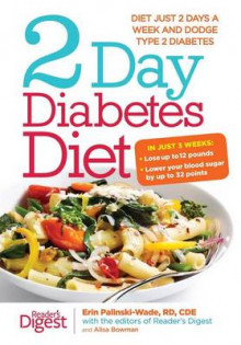 2-Day Diabetes Diet av Erin Palinski-Wade (Heftet)