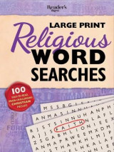 Omslag - Reader's Digest Large Print Religious Word Search
