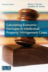 Omslag - Calculating Economic Damages in Intellectual Property Infringement Cases