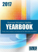 Omslag - Business Valuation Update Yearbook 2017