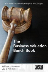 Omslag - The Business Valuation Bench Book