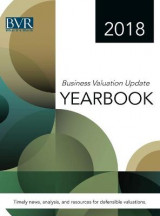 Omslag - Business Valuation Update Yearbook 2018