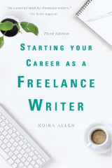 Omslag - Starting Your Career as a Freelance Writer