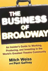 Omslag - The Business of Broadway