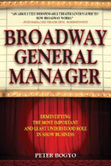 Omslag - Broadway General Manager