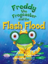 Omslag - Freddy the Frogcaster and the Flash Flood