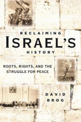 Omslag - Reclaiming Israel's History