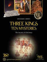 Omslag - Three Kings, Ten Mysteries