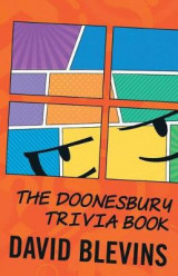 Omslag - The Doonesbury Trivia Book