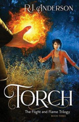 Omslag - Torch (Book Three)