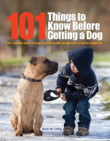 Omslag - 101 Things to Know Before Getting a Dog