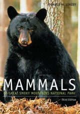 Omslag - Mammals of Great Smoky Mountains National Park