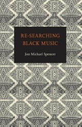 Omslag - Re-Searching Black Music