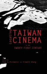 Omslag - Locating Taiwan Cinema in the Twenty-First Century