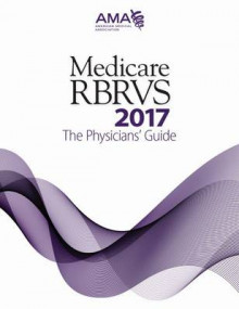 Medicare RBRVS 2017 av American Medical Association (Heftet)