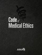 Omslag - Code of Medical Ethics of the American Medical Association