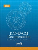 Omslag - ICD-10-CM Documentation 2018: Essential Charting Guidance to Support Medical Necessity