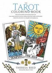 The Tarot Coloring Book av Theresa Reed (Heftet)