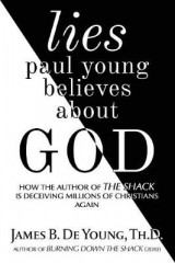 Omslag - Lies Paul Young Believes about God