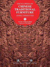 Omslag - Encyclopedia of Chinese Traditional Furniture, Vol. 1