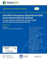 Omslag - Interrai Emergency Department (Ed) Assessment System Manual