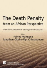 Omslag - The Death Penalty from an African Perspective