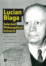 Omslag - Lucian Blaga: Selected Philosophical Extracts