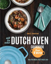 All-in-One Dutch Oven Cookbook for Two av Janet A. Zimmerman (Heftet)