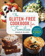 Omslag - The Gluten Free Cookbook for Families