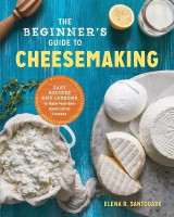 Omslag - The Beginner's Guide to Cheese Making