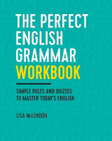 Omslag - The Perfect English Grammar Workbook