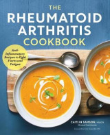 Omslag - The Rheumatoid Arthritis Cookbook