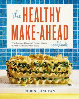 Omslag - The Healthy Make-Ahead Cookbook