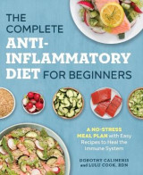Omslag - The Complete Anti-Inflammatory Diet for Beginners