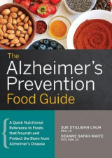 Omslag - The Alzheimer's Prevention Food Guide