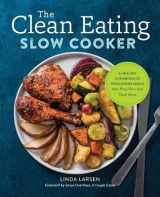 Omslag - The Clean Eating Slow Cooker