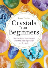 Omslag - Crystals for Beginners