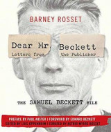 Omslag - Dear Mr. Beckett - Letters from the Publisher
