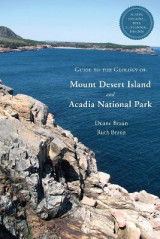 Omslag - Guide to the Geology of Mount Desert Island and Acadia National Park