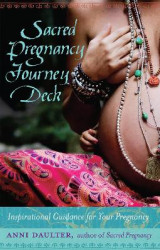 Omslag - Sacred Pregnancy Journey Deck