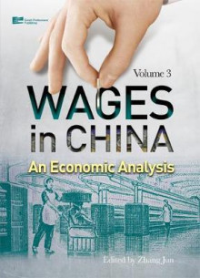 Wages in China av Jun Zhang (Innbundet)