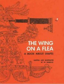 Wing on a Flea av Ed Emberley (Innbundet)