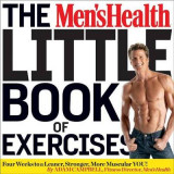 Omslag - The Men's Health Little Book of Exercises