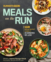 Runner's World Meals on the Run av Editors of Runner's World Maga (Innbundet)