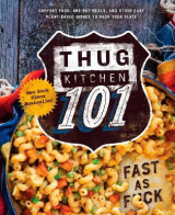 Omslag - Thug Kitchen 101