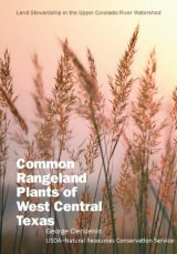 Omslag - Common Rangeland Plants of West Central Texas