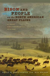 Omslag - Bison and People on the North American Great Plains